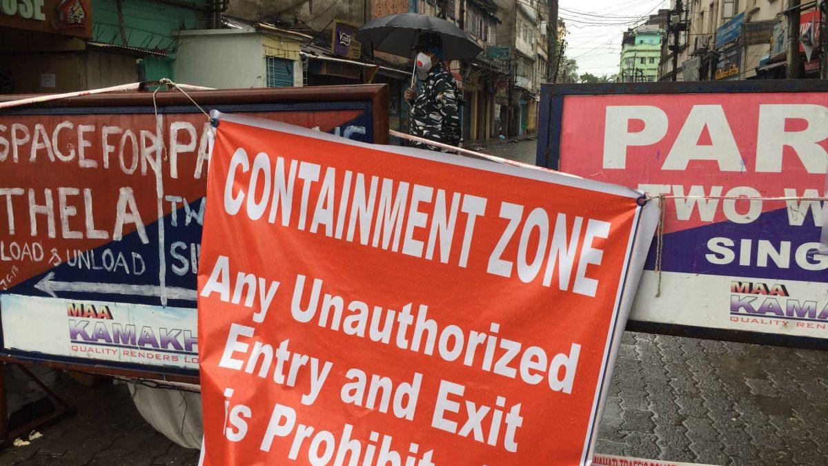 LNIPE containment zone