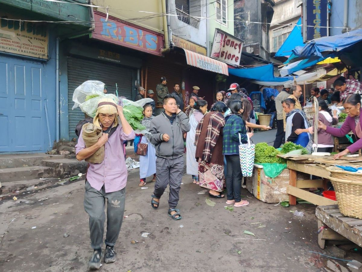 Meghalaya: Shillong's iconic Iewduh market to 'partially' reopen on Friday