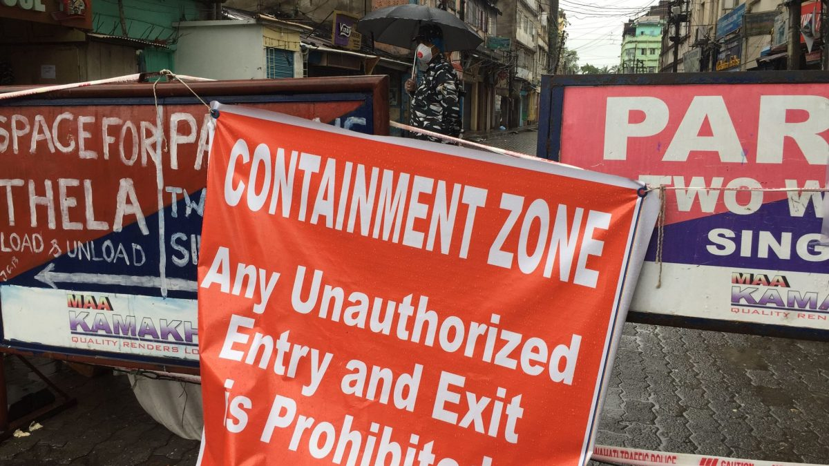 Arunachal: Several areas in Itanagar declared micro containment zones