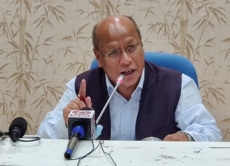 Meghalaya to follow same strategy to deal with COVID-19: New health minister
