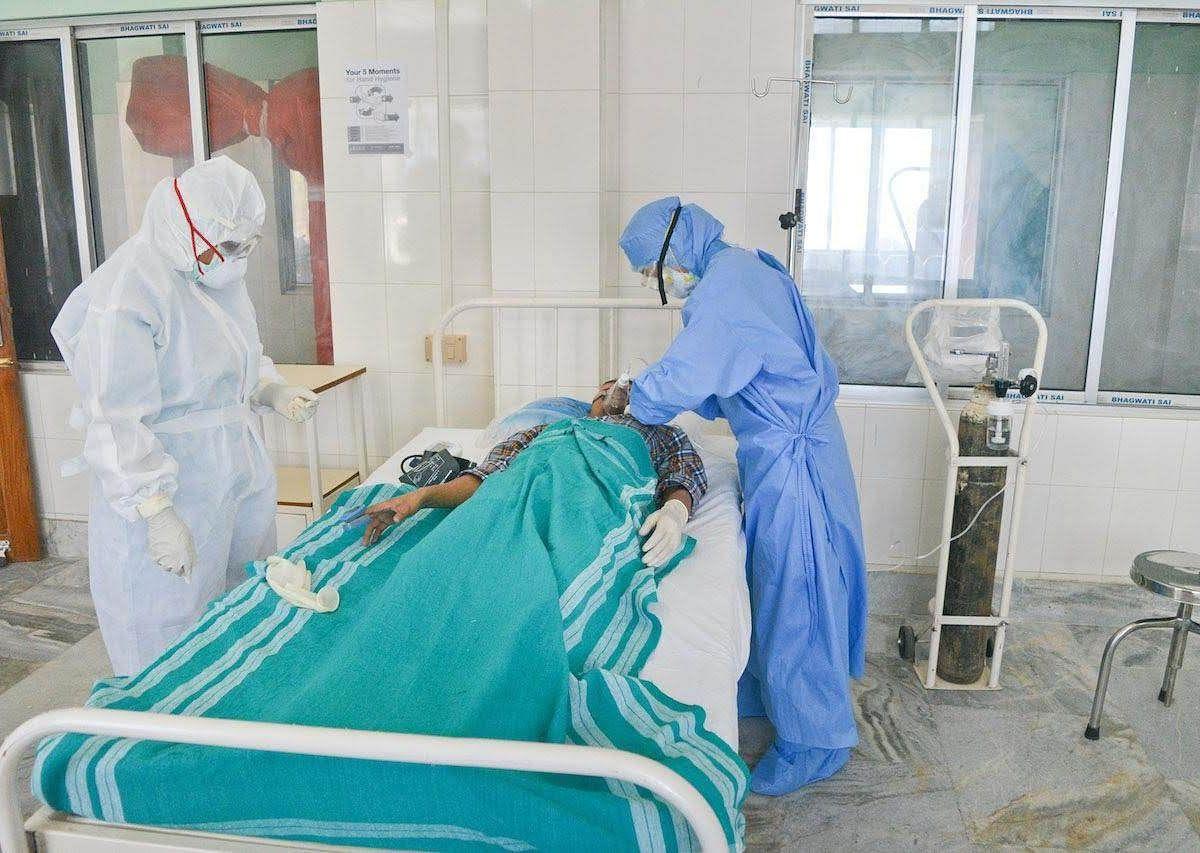 oxygen crisis Delhi COVID-19