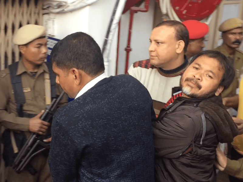 Akhil Gogoi was arrested by the NIA in December 2019