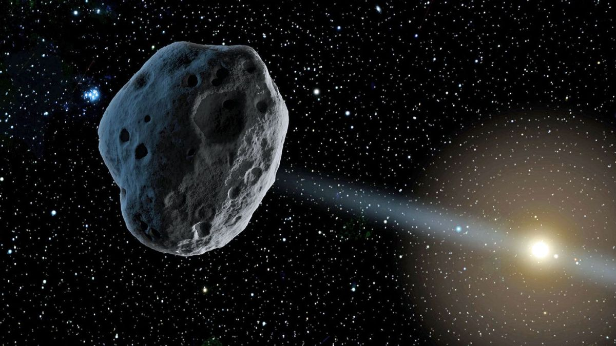 Giant asteroid set to pass by Earth on March 21