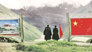 China attacked India's power sector amidst peak border tension