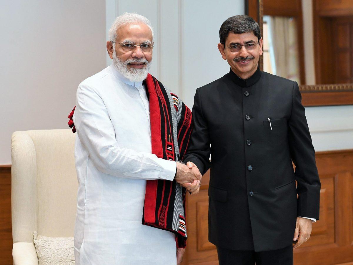 Ex-IB director to replace RN Ravi as Naga peace talks interlocutor?