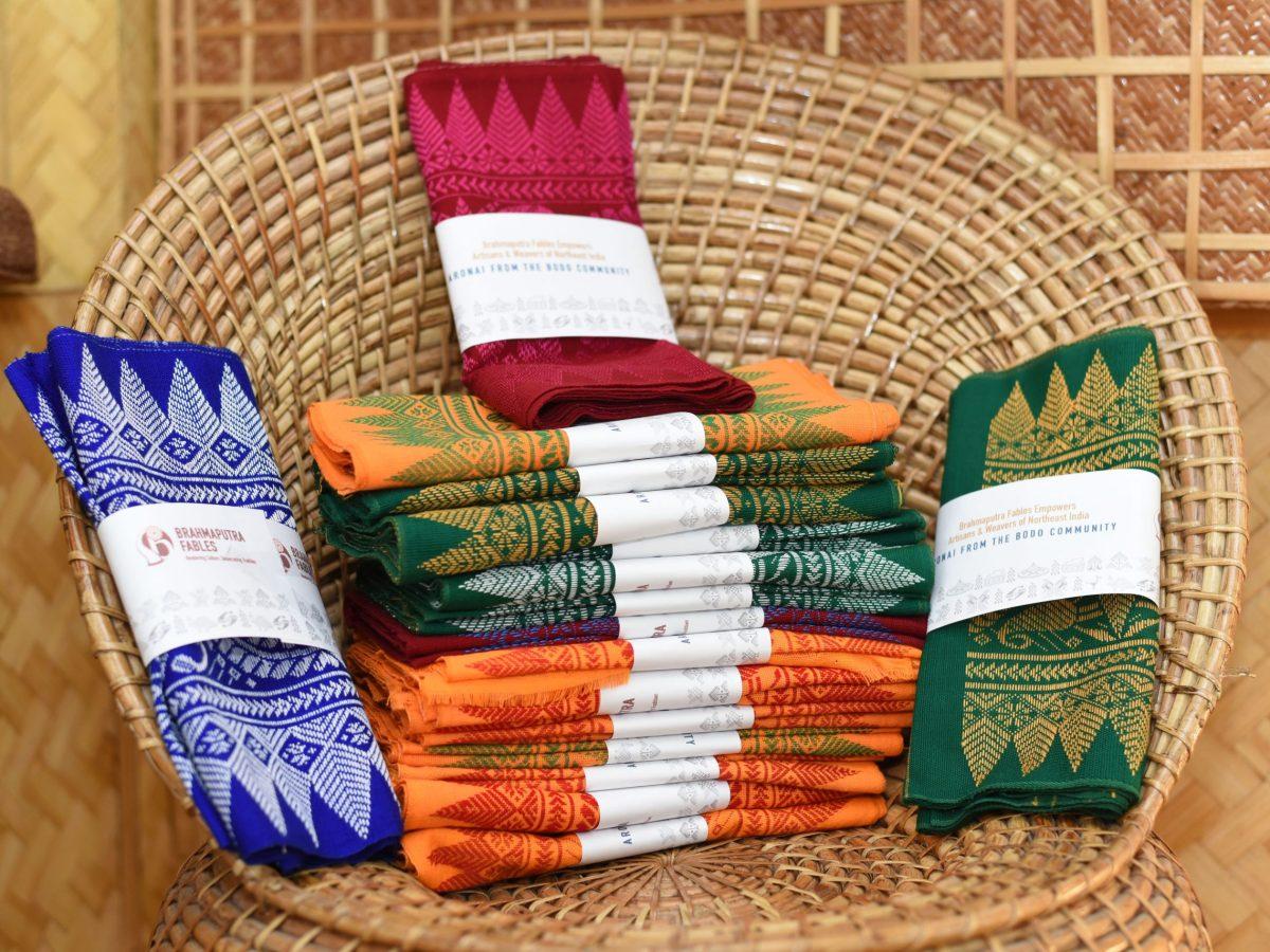 Assam govt seeks Centre's help in popularising traditional weaves