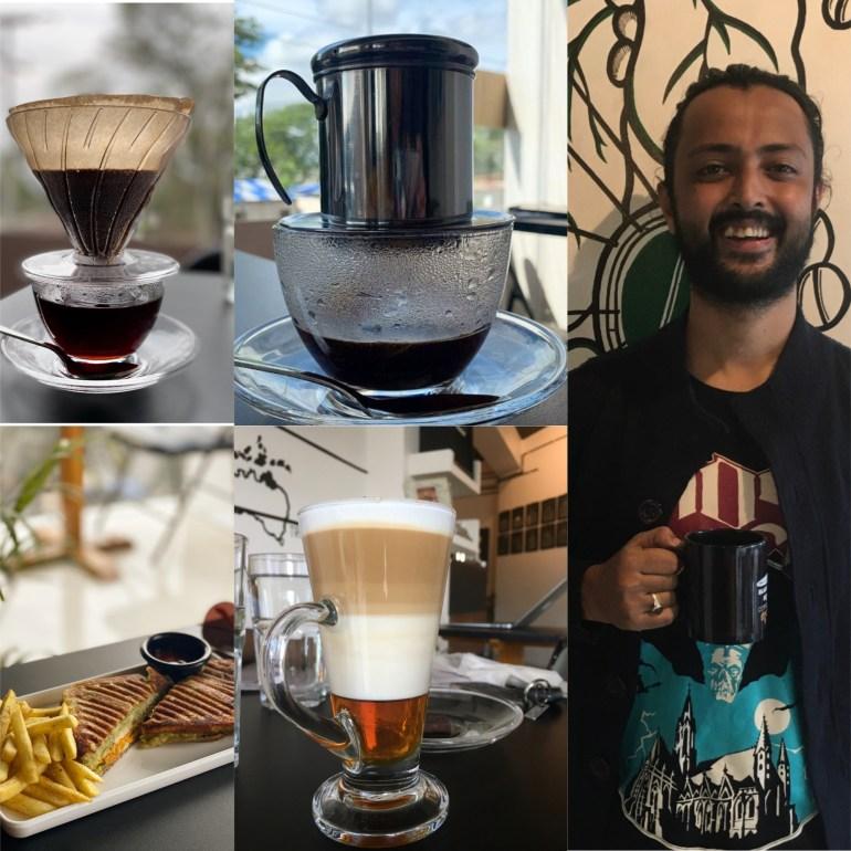 Black art Coffee