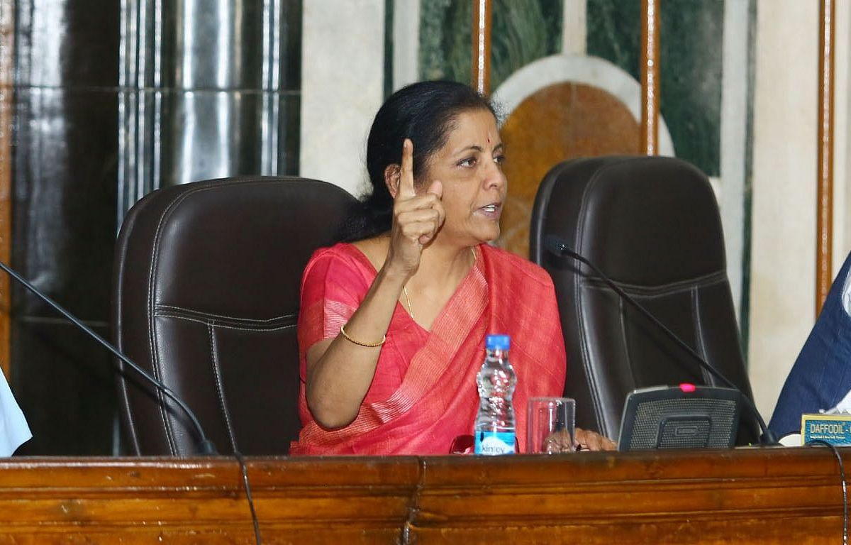 Drug for spinal muscular atrophy disease already exempt from import duty: Sitharaman