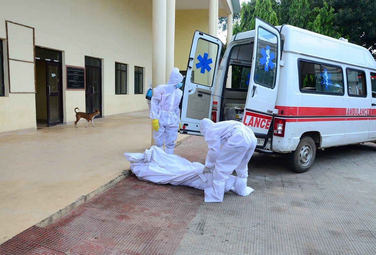 Crematorium of Gujarat