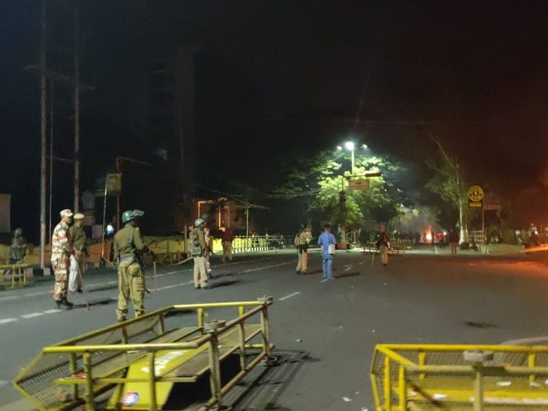 Meghalaya night curfew