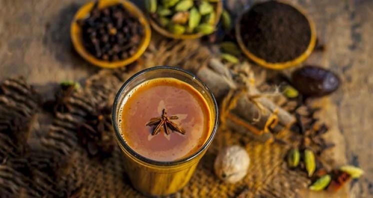 Masala Chai - tea from India