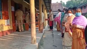 18 all-women polling stations in Assam s Sivasagar district