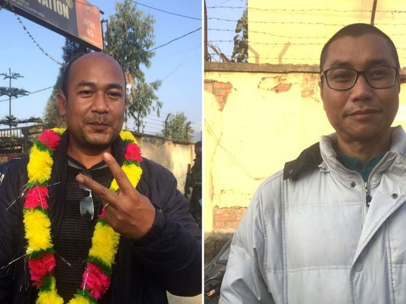 Repression of Manipur media