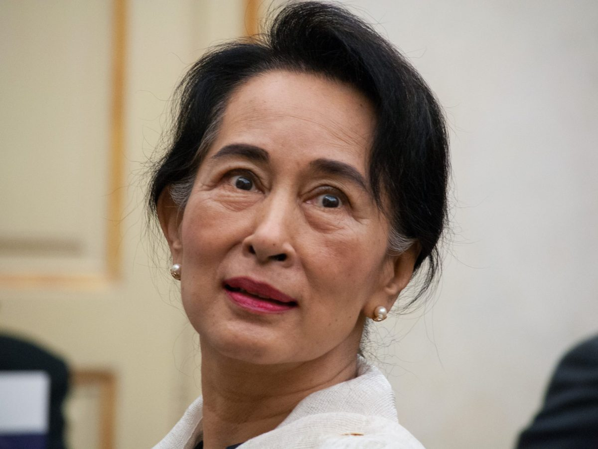 Myanmar election chief considers dissolving Suu Kyi's NLD