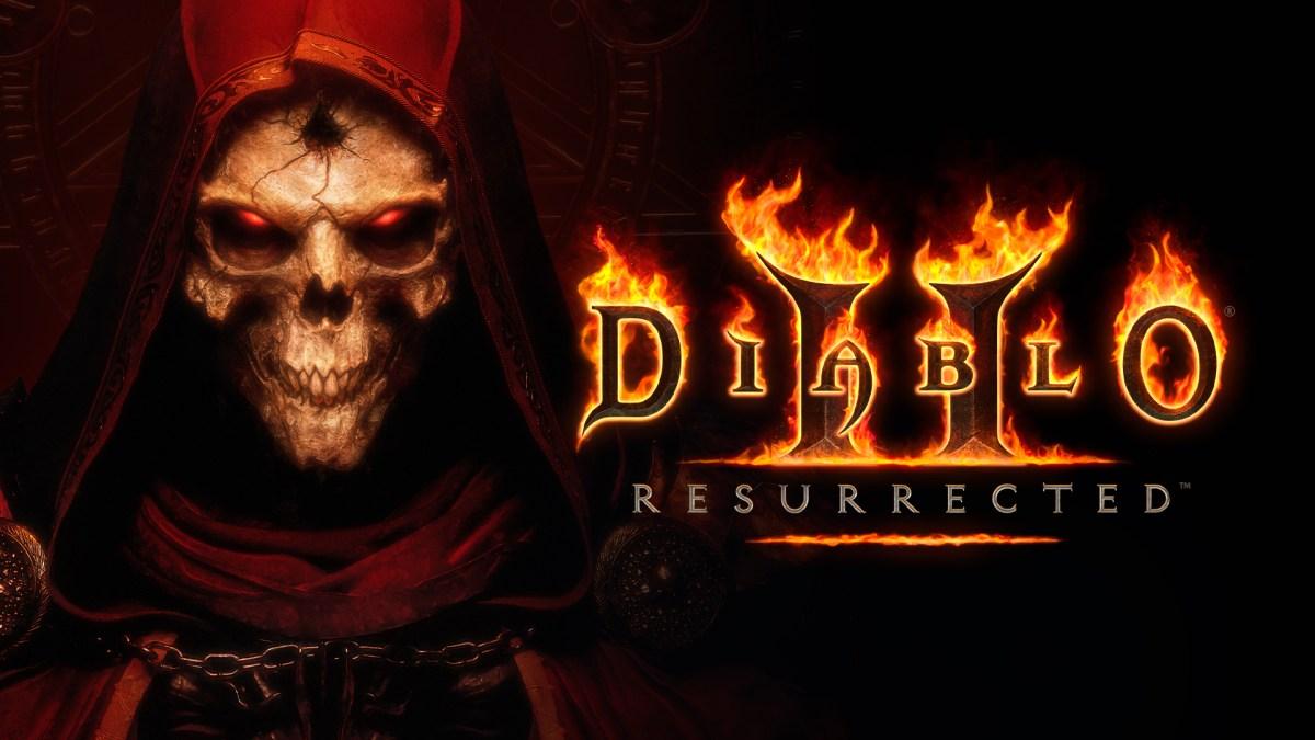 Diablo II Resurrected announced in BlizzCon 2021