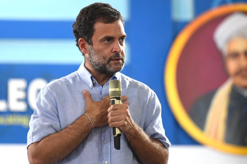 India China Rahul Modi
