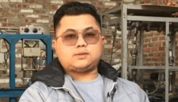 Manipur's ecopreneur Petermax Sharma