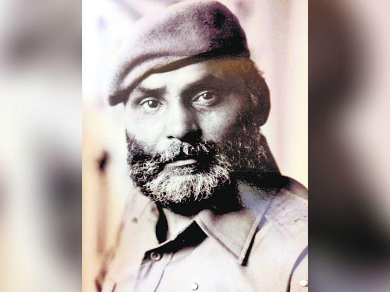 "The Siachen Saviour, Narender ""Bull"" Kumar"