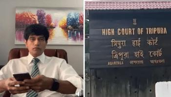 Tripura HC quashes case against journo who wrote against state govt misrule