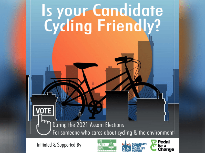 Assam 2021: The search for a cycling-friendly electoral candidate