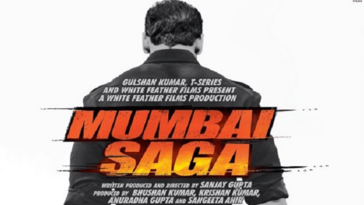 Mumbai Saga: A tiring, uninspiring assemblage of elements from previous Shootout films