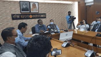 Mizoram and Bangladesh hold talks to boost border trade