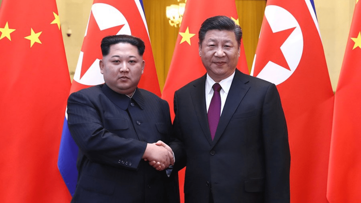 Xi, Kim share messages reaffirming China-North Korea alliance