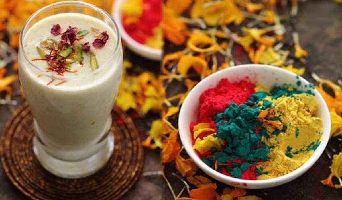 thandai flavours
