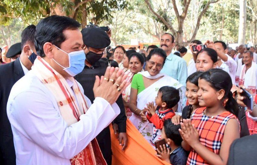 advantage NDA in Assam