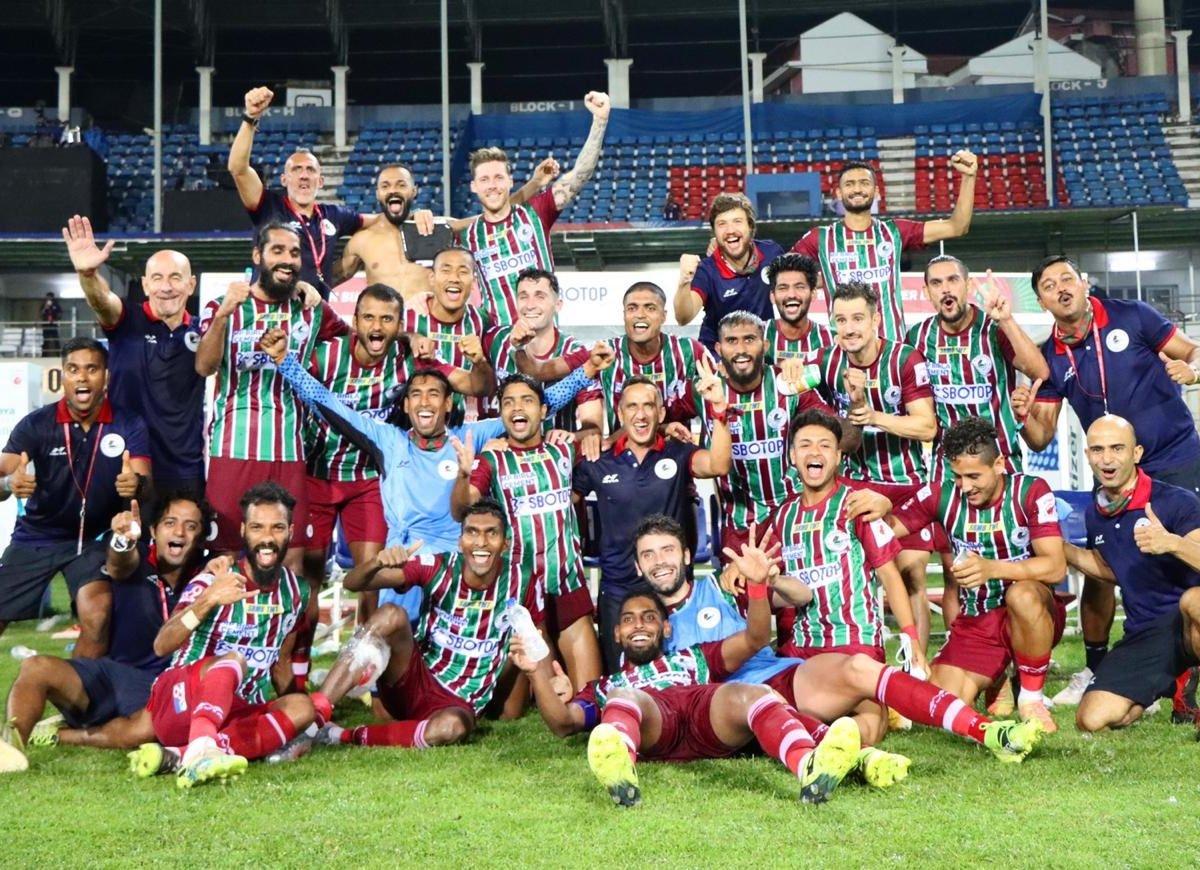 Mohun Bagan NorthEast United