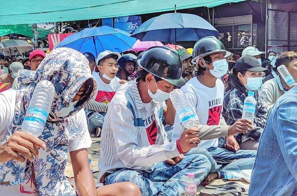 EU sanctions Myanmar junta