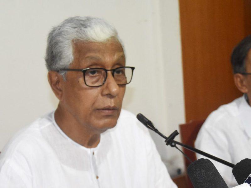 Probe against CPI-M leader 'political vendetta': Ex-Tripura CM Manik Sarkar