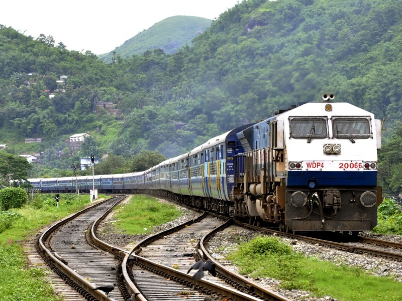 NF Railway to resume daily DEMU special services from this week