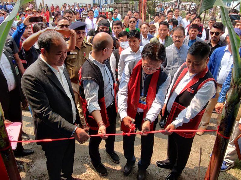 Arunachal to witness a sea change in education sector: Taba Tedir