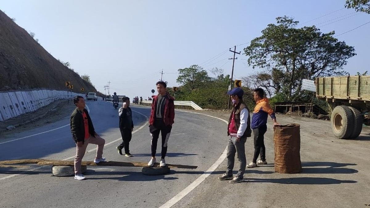 Manipur bandh