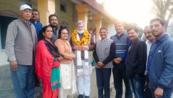 Tirath Singh Rawat is the new chief minister of Uttarakhand