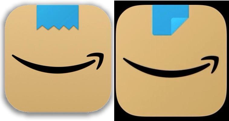 Amazon logo Hitler