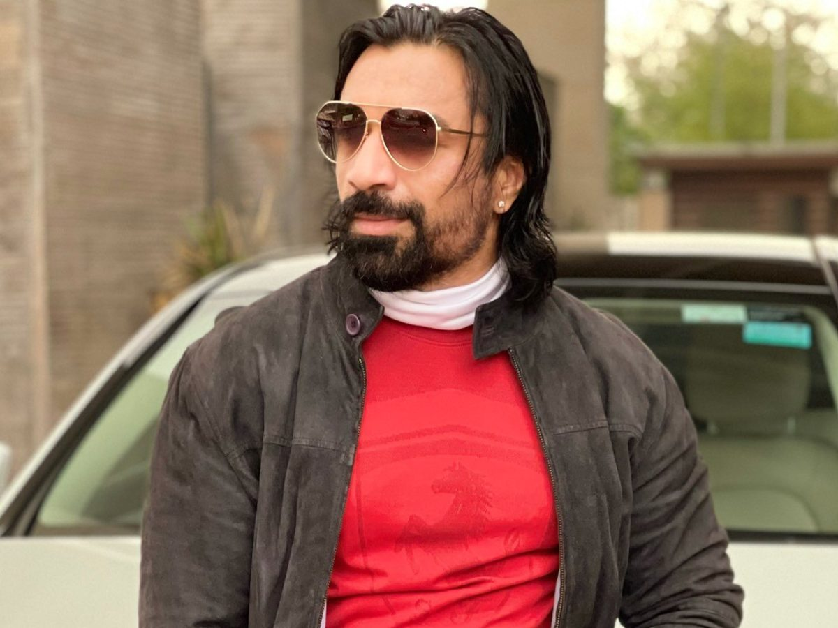 ajaz khan arrested