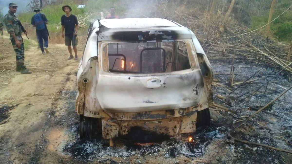 Peren-Dimapur border killings: 11 days later, four suspects arrested