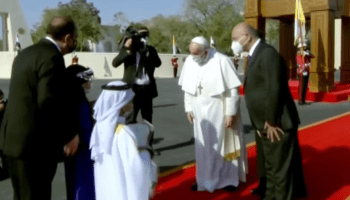The Pope's historic visit to Iraq