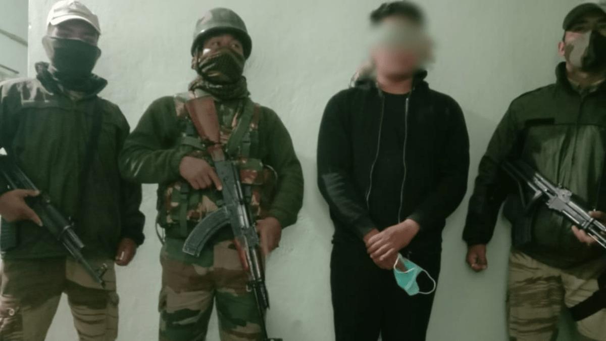 PREPAK (Pro) claims responsibility for Assam Rifles transit camp blast