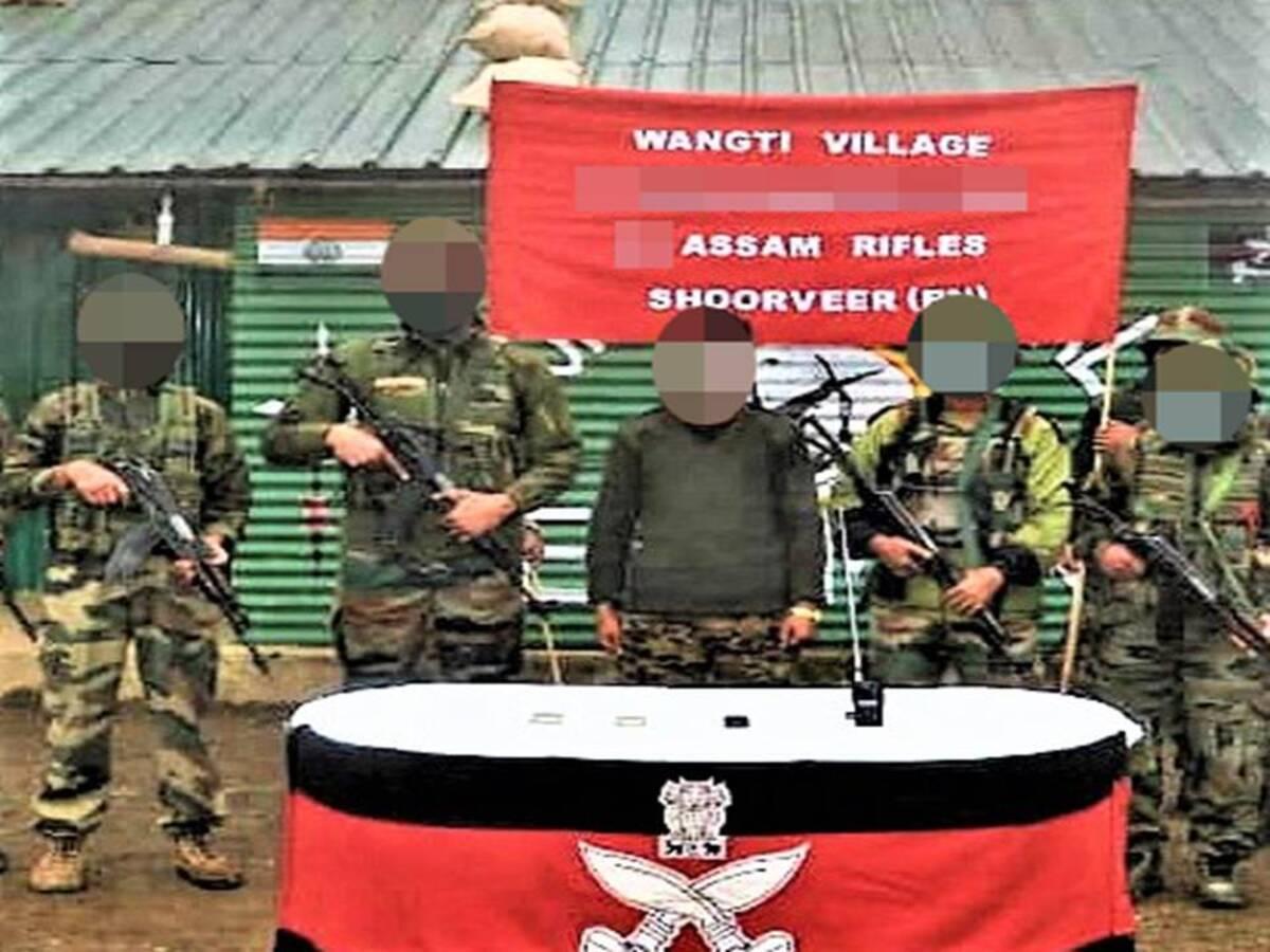ULFA-I cadre surrenders in Tuensang Nagaland