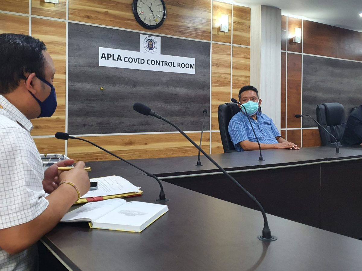 Arunachal Assembly reactivates COVID-19 control room to help the stranded
