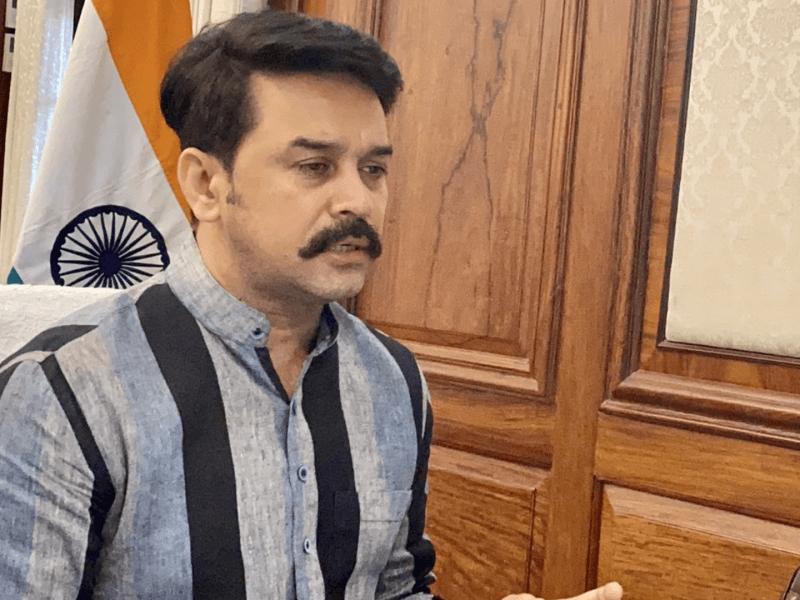 Cong 'propaganda' on CAA has failed in poll-bound Assam: Anurag Thakur