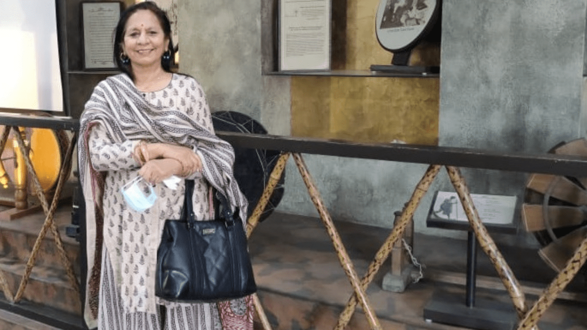 Arunachal first lady proposes establishing loin loom museum in state