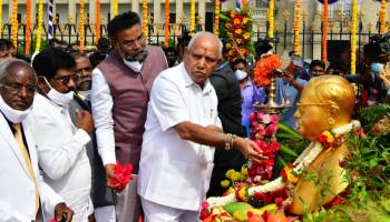 Karnataka CM B S Yediyurappa tests COVID positive