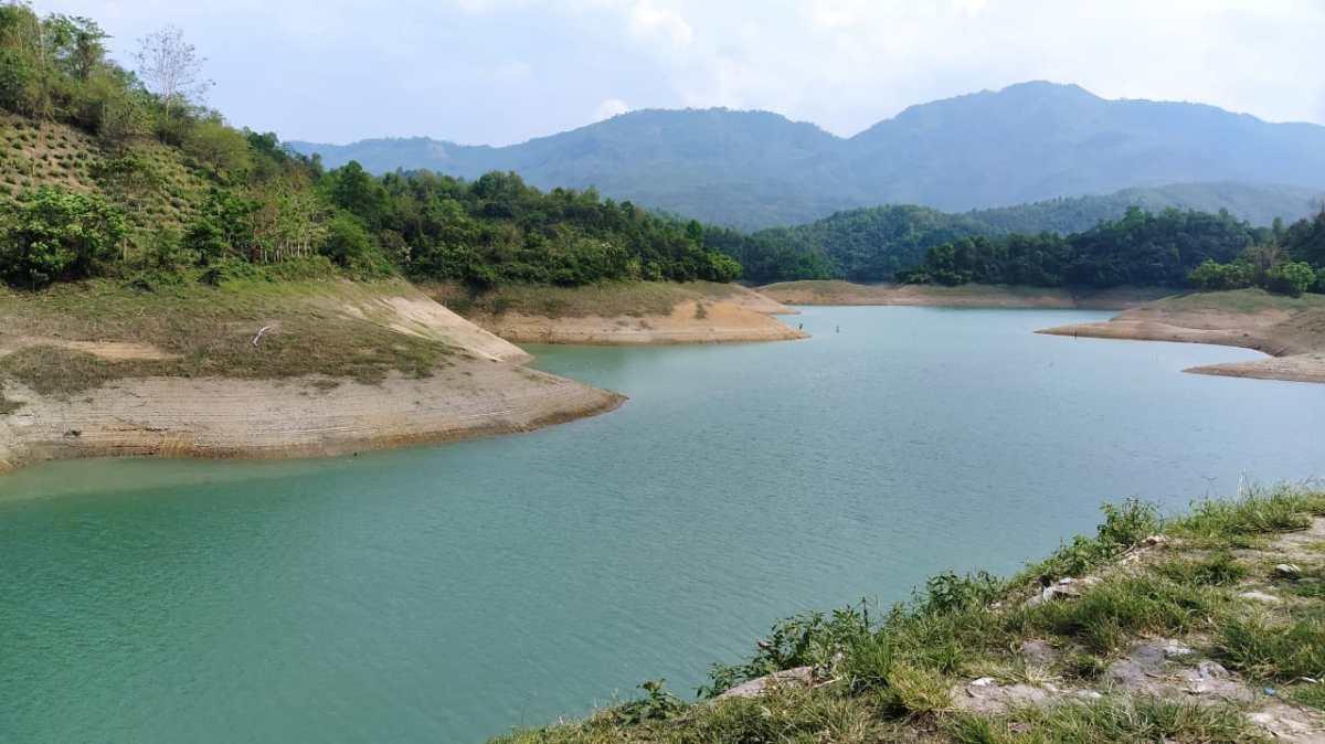Doyang river