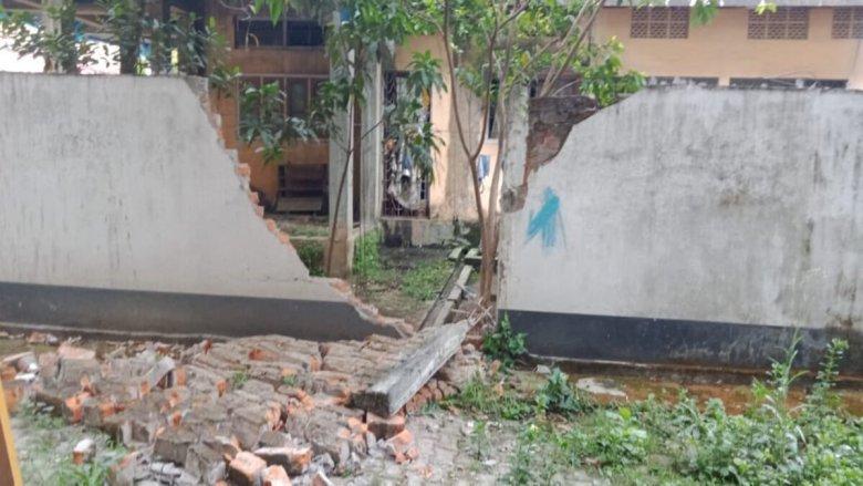 Assam earthquake