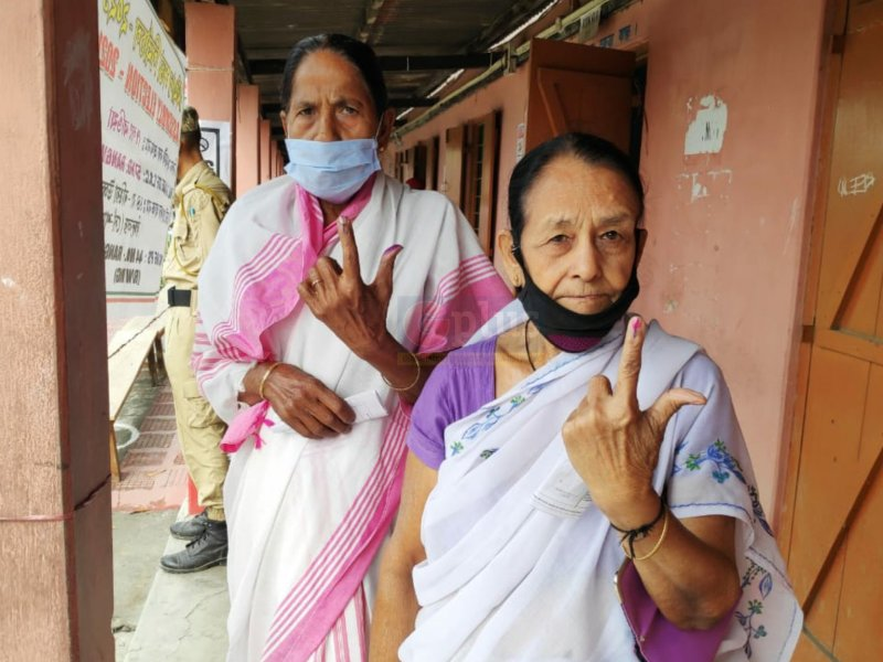 Barak Valley votes today
