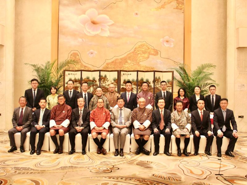 bhutan china talks